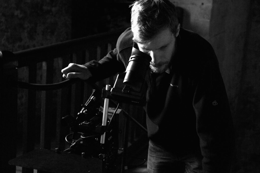 jos-white director of photography