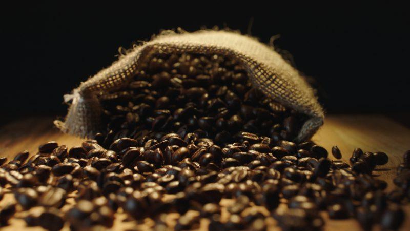 Coffee Beans Macro Cameraman